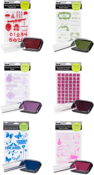 Stamp-kits