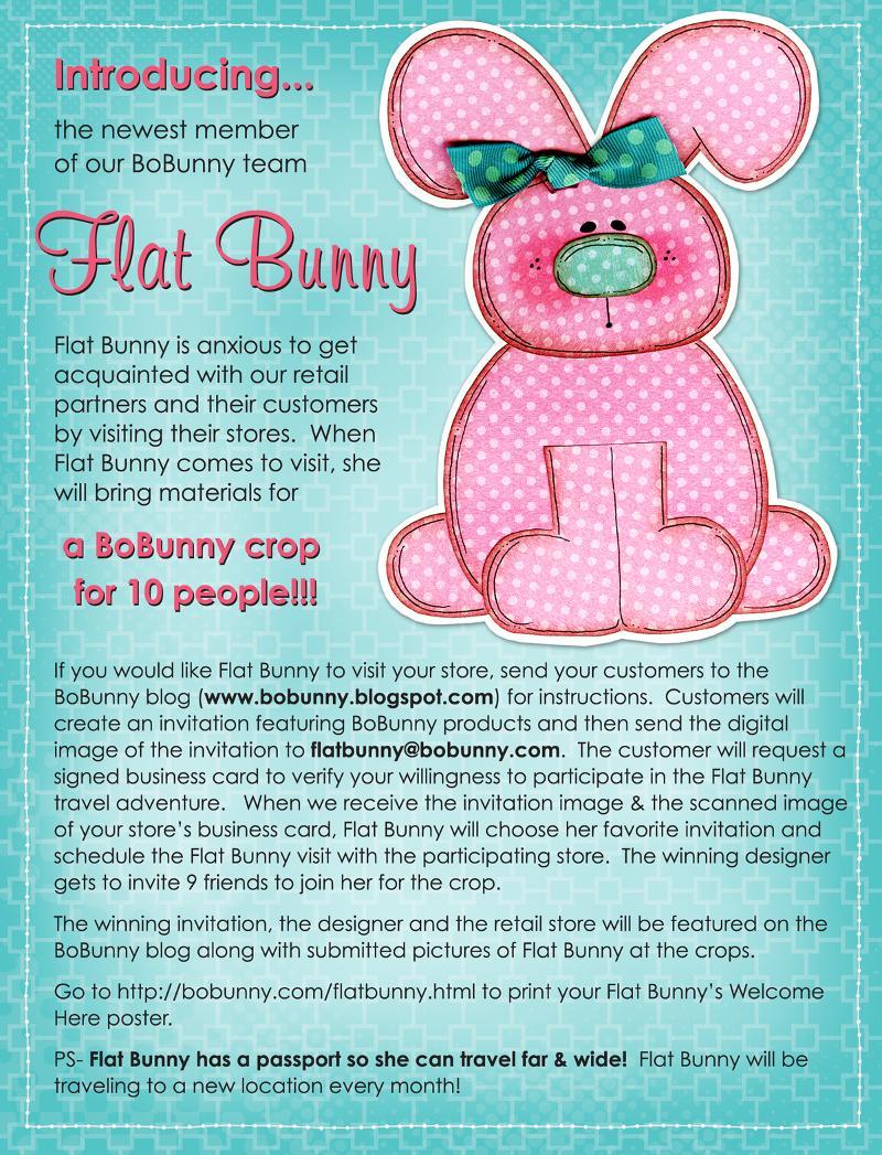 Flat bunny