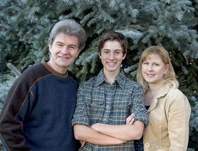 Russ-burden-family