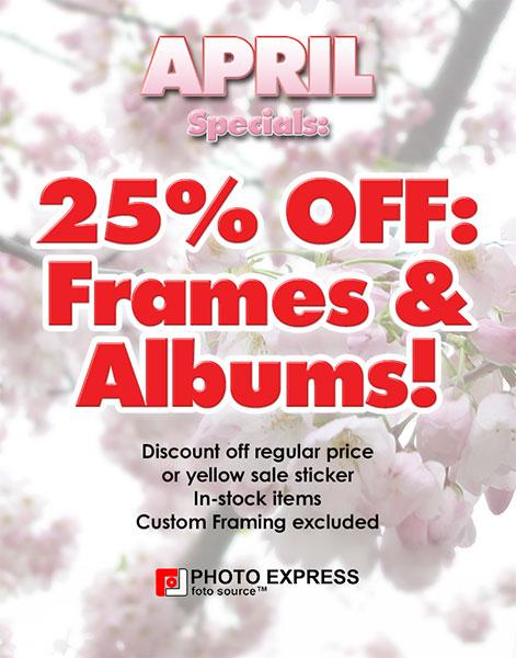 April-2013-25-percent-frames-and-albums