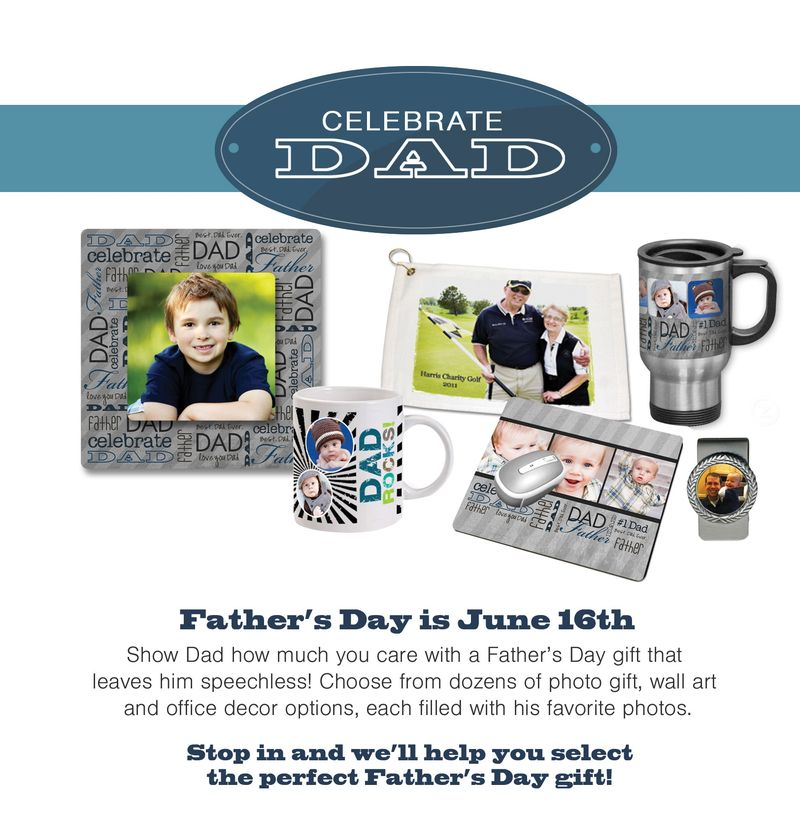 Celebrate dad photo gifts photo express maple ridge bc