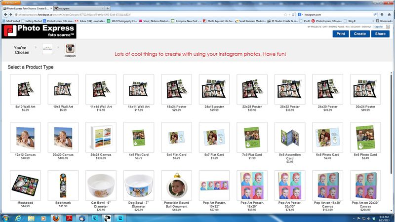 How to Link Your Instagram Photos to Your Foto Depot Account4