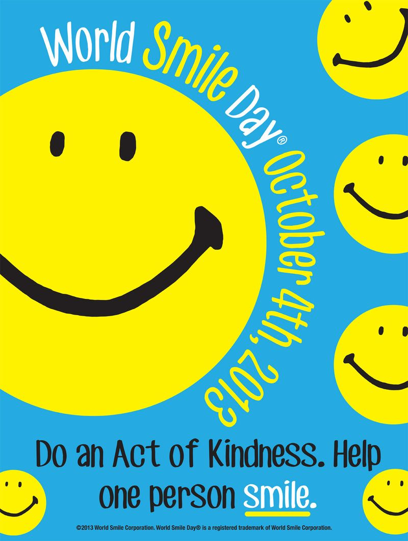 World smile day 2013 poster-8x10-p3